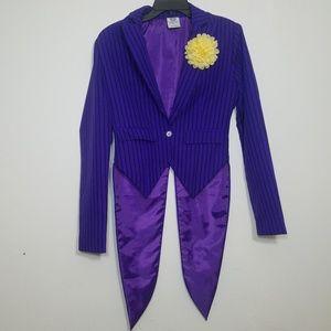 The Joker DC cosplay jacket M